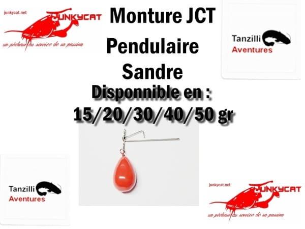Monture JCT pendulaire